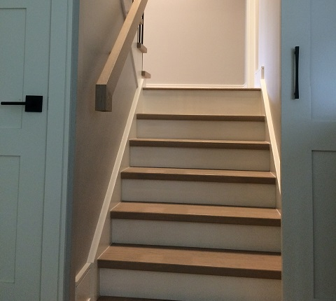 Stair Refinishing in Missisauga